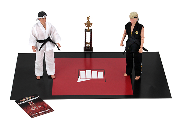 NECA - KARATE KID (1984) TOURNAMENT 2 PK AF