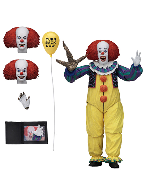 NECA - IT 1990 PENNYWISE ULTIMATE VER 2