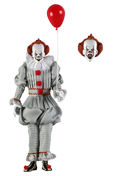 NECA - IT PENNYWISE 2017 CLOTHED