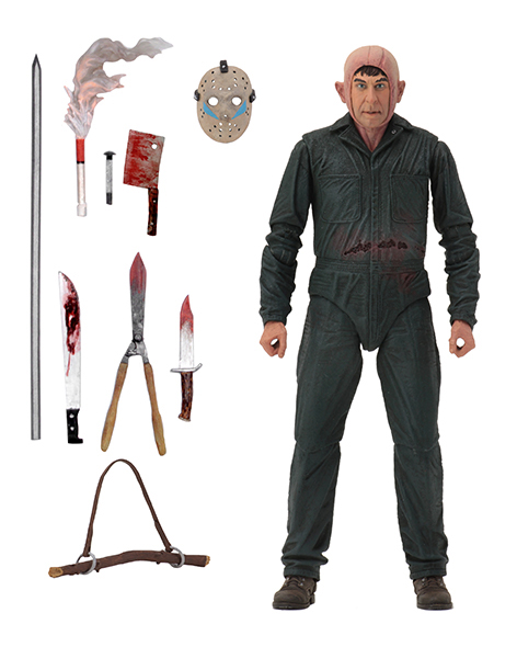NECA - FRIDAY 13TH ULT ROY BURNS PART 5 AF