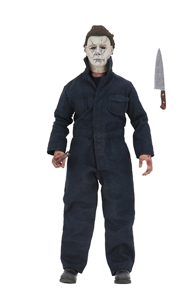 NECA - HALLOWEEN 2018 MICHAEL MYERS CLOTHED