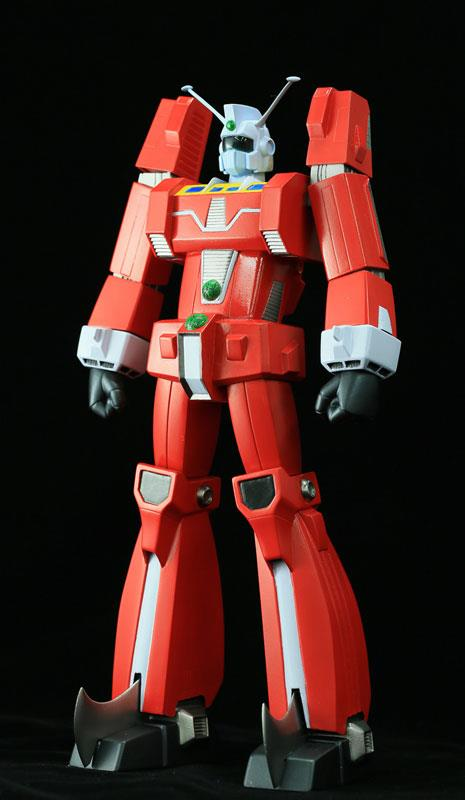 "SPACE RUNAWAY IDEON - SOFT VINYL TOY BOX ""CHARACTERS"" IDEON"