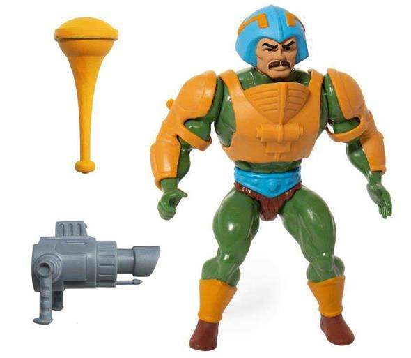 MASTERS OF THE UNIVERSE VINTAGE WAVE 2 - MAN-AT-ARMS