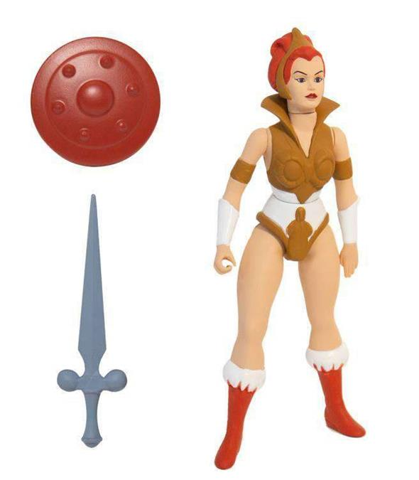 MASTERS OF THE UNIVERSE VINTAGE WAVE 2 - TEELA