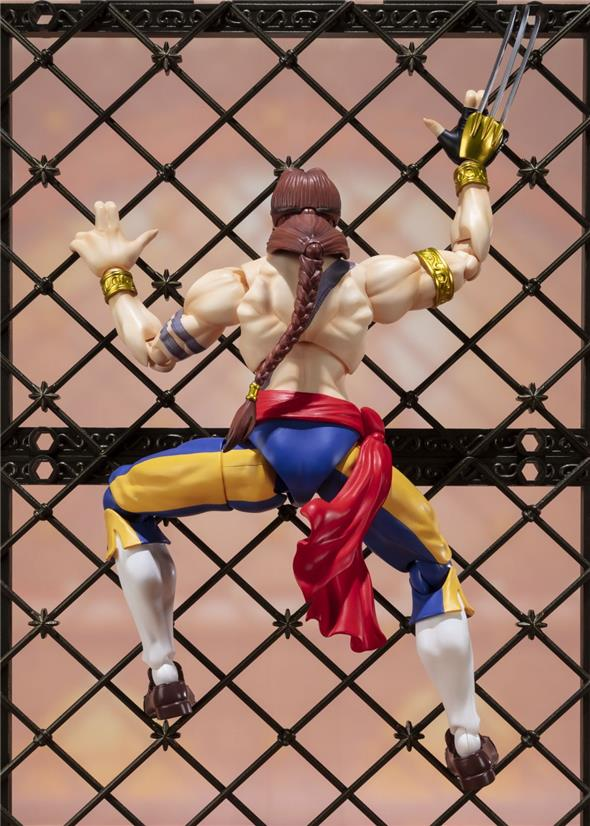 S.H. FIGUARTS - STREET FIGHTER VEGA