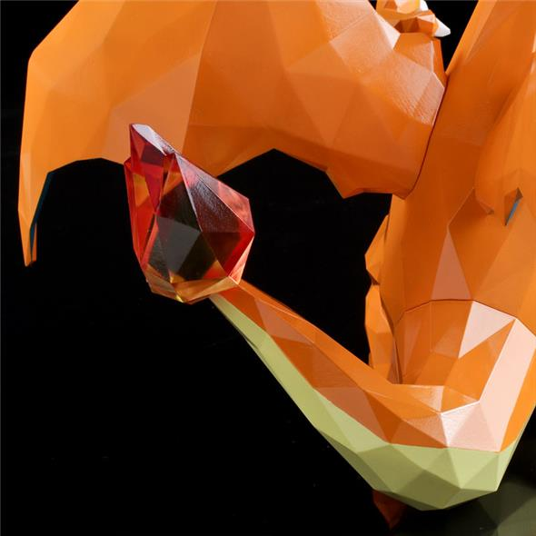 POLYGO POCKET MONSTER - CHARIZARD