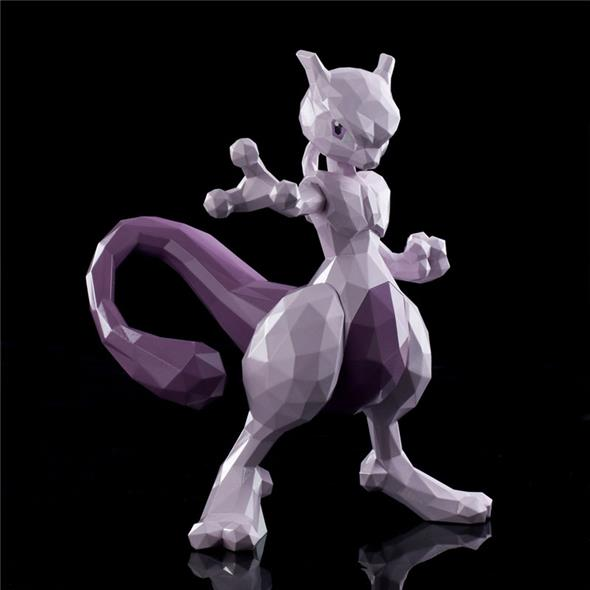 POLYGO POCKET MONSTER - MEWTWO