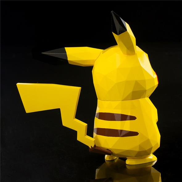 POLYGO POCKET MONSTER - PIKACHU
