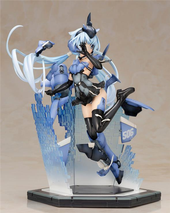 FRAME ARMS GIRL STYLET SESSION GO STATUE