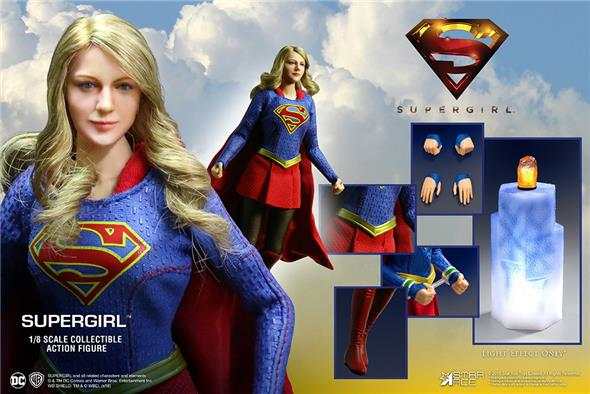 1/8 STAR ACE - SUPERGIRL COLLECTIBLE