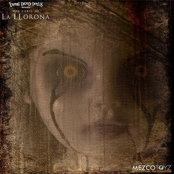 LIVING DEAD DOLL - THE CURSE OF LA LLORONA