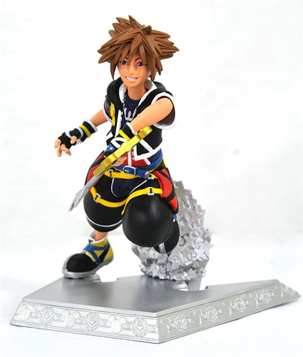 KINGDOM HEARTS GALLERY - SORA FIGURE