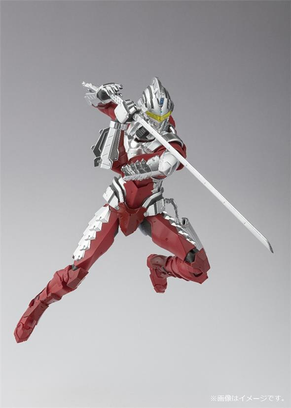 S.H. FIGUARTS - ULTRAMAN ANIMATION SUIT VER 7