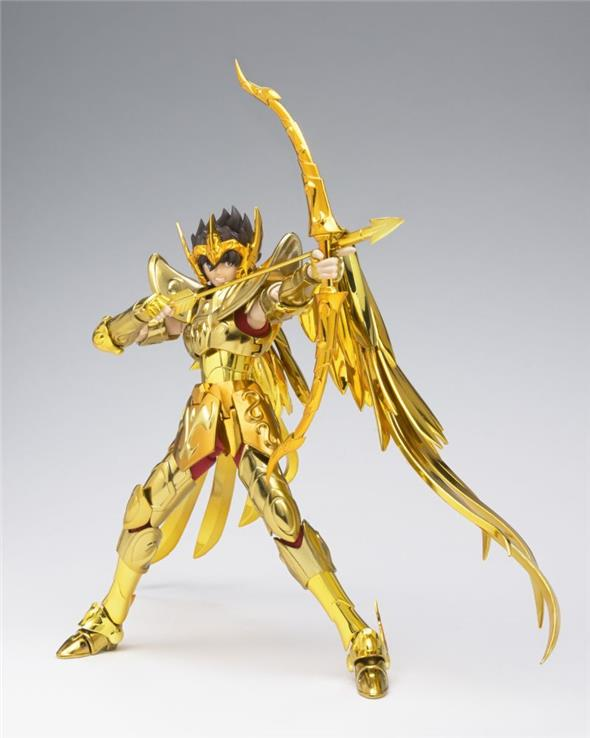 SAINT SEIYA EX CLOTH - SAGITTARIUS SEIYA (POSEIDON CHAPTER)