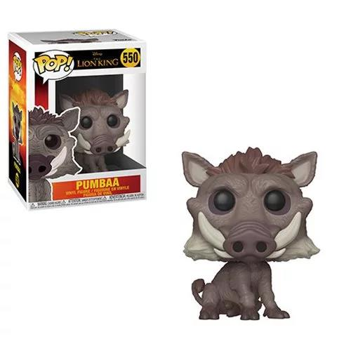 POP DISNEY - THE LION KING PUMBAA 550