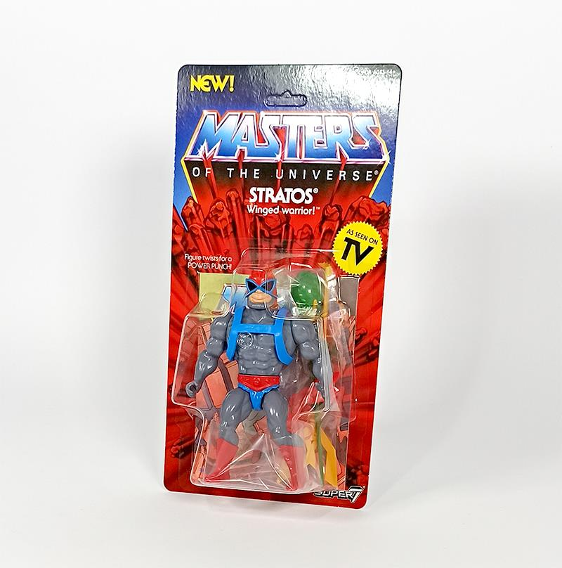 MASTERS OF THE UNIVERSE VINTAGE WAVE 4 - STRATOS