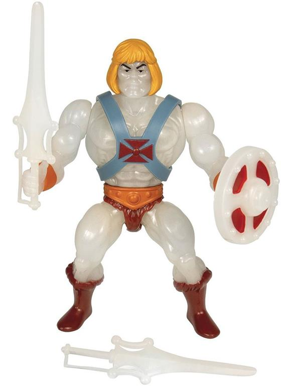 MASTERS OF THE UNIVERSE VINTAGE WAVE 4 - HE-MAN GLOW IN THE DARK