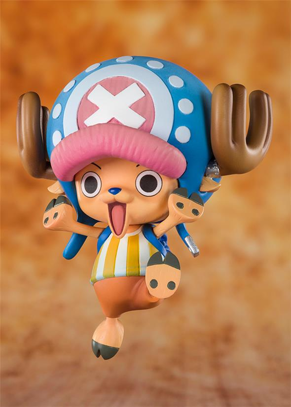 FIGUARTS ZERO - ONE PIECE COTTON CANDY LOVER CHOPPER (DIORAMA 2019)