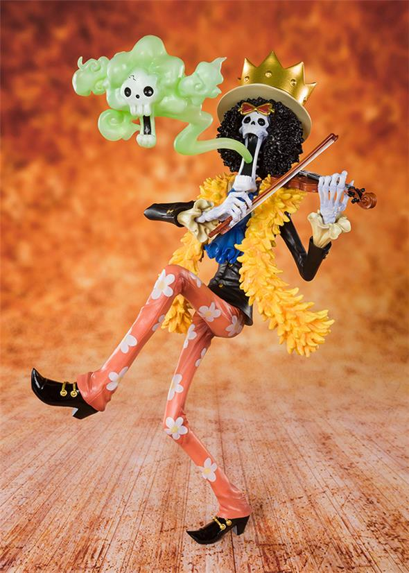 FIGUARTS ZERO - ONE PIECE HUMMING BROOK (DIORAMA 2019)
