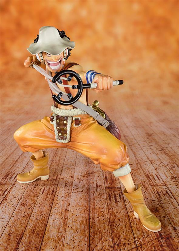 FIGUARTS ZERO - ONE PIECE KING OF SNIPERS USOPP (DIORAMA 2019)