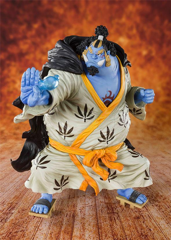 FIGUARTS ZERO - KNIGHT OF THE SEA JINBE (DIORAMA 2019)