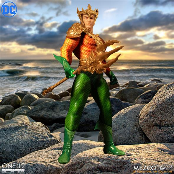 ONE12 COLLECTIVE - DC COMICS AQUAMAN