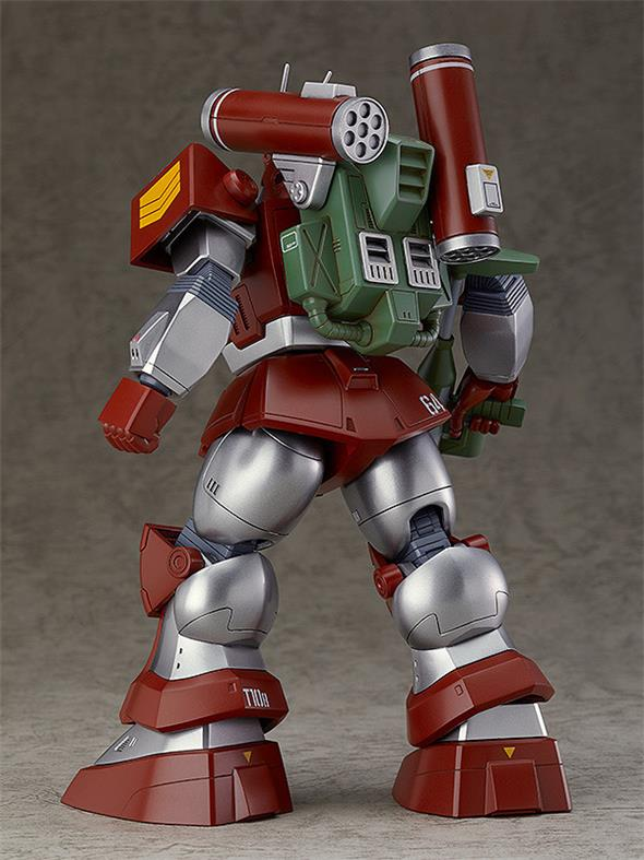 COMBAT ARMORS MAX16 1/72ND SCALE ABITATE T10B BLOCKHEAD: PACK MOUNTED TYPE