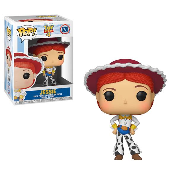 POP DISNEY - TOY STORY 4 JESSIE 526