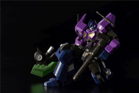 TRANSFORMERS SHATT GLASS OPT PRIME MODEL KIT