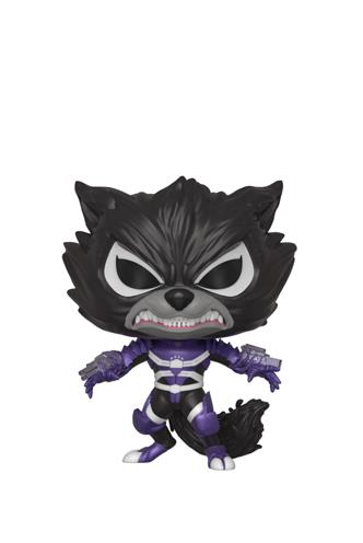 POP MARVEL - MARVEL VENOM S2 ROCKET RACCOON