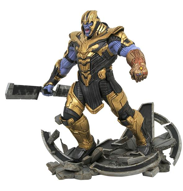 MARVEL MILEST - AVENGERS 4 ARMORED THANOS