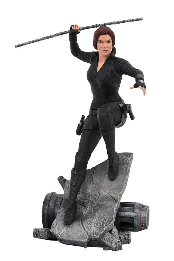 MARVEL PREMIERE - AVENGERS 4 BLACK WIDOW