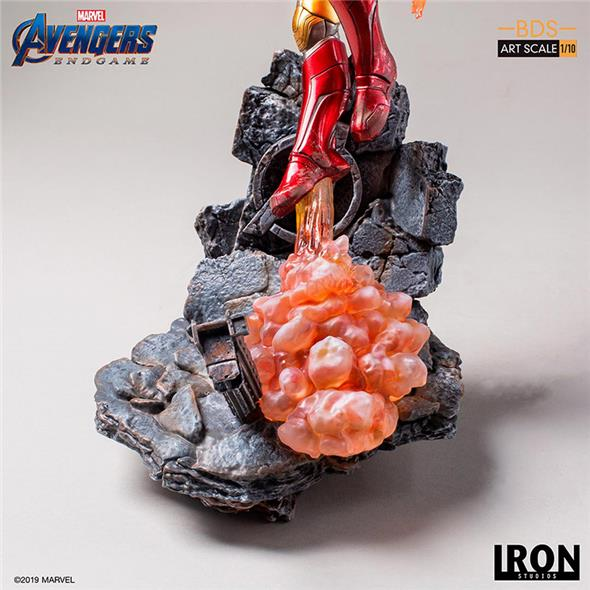 1/10 IRON STUDIOS - AVENGERS ENDGAME IRON MAN MARK85 ART STATUE