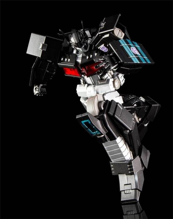TRANSFORMERS NEMESIS PRIME IDW KIT