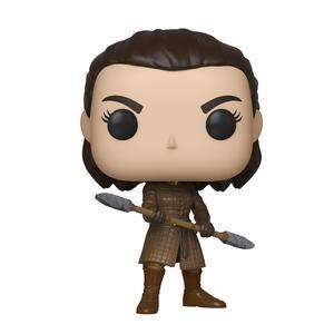 POP TV - GAME OF THRONES ARYA WITH TWO HEADED SPEAR