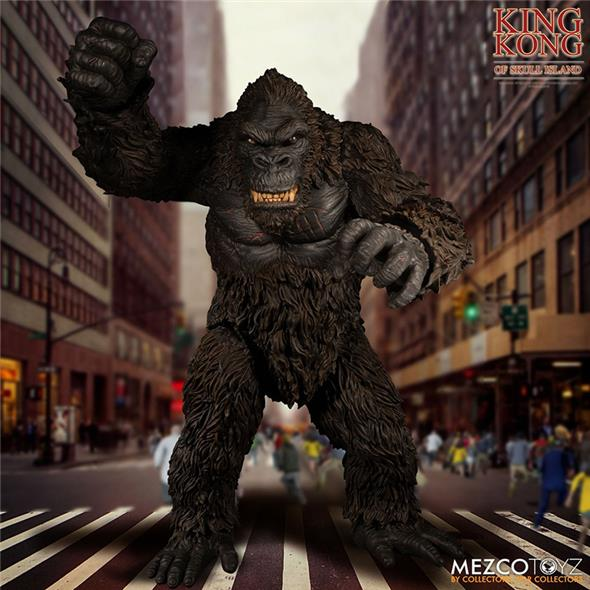 ULTIMATE KING KONG OF SKULL ISLAND AF