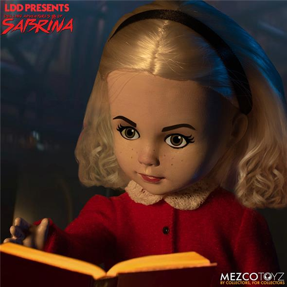 LIVING DEAD DOLL - PRESENTS CHILLING ADV OF SABRINA