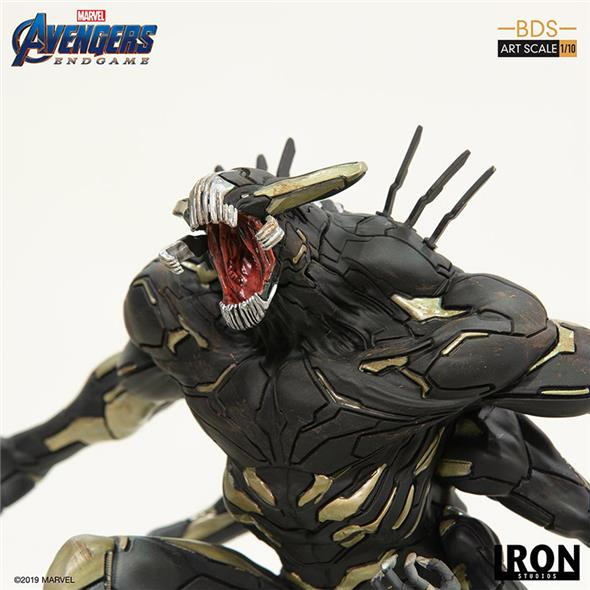 1/10 IRON STUDIOS - AVENGERS ENDGAME GENERAL OUTRIDER STATUE