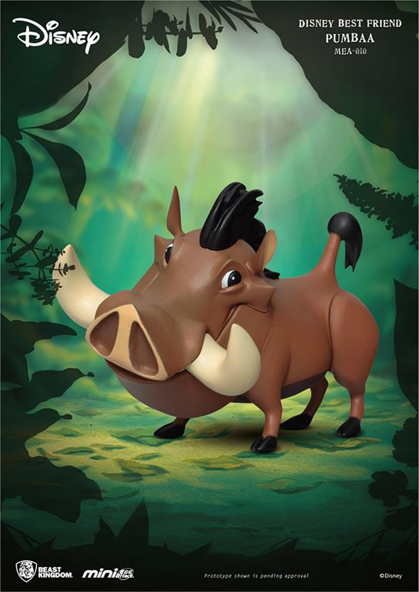 MINI DISNEY BEST FRIEND - PUMBAA