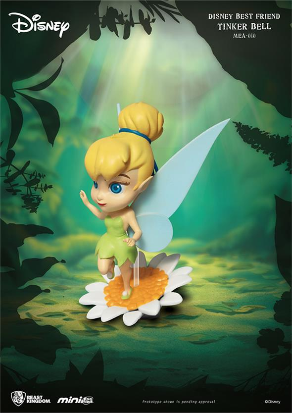 MINI DISNEY BEST FRIEND - TINKERBELL