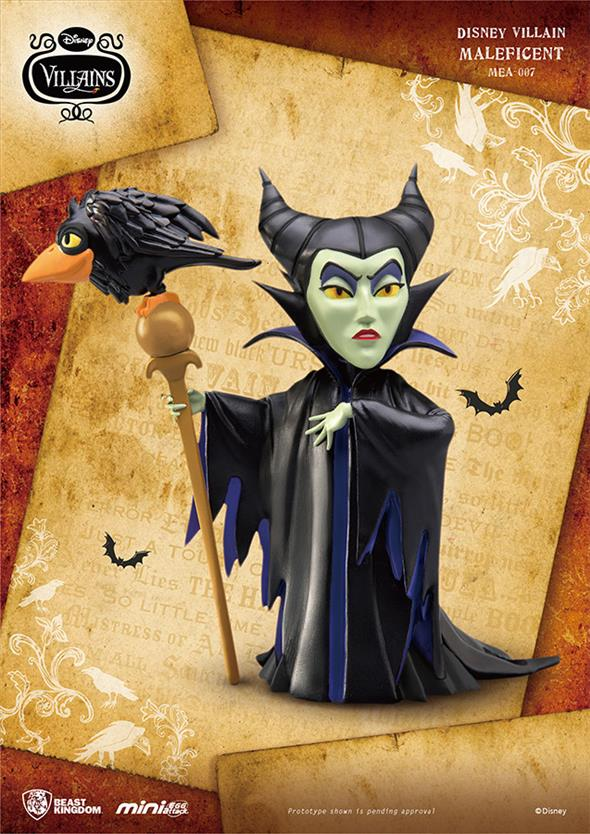 MINI DISNEY VILLAIN - MALEFICENT
