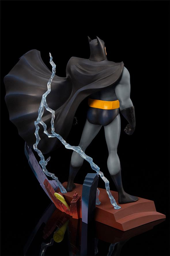 BATMAN ANIM BATMAN OPENING SEQUEN ARTFX+