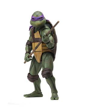 NECA - TMNT 1990 MOVIE DONATELLO