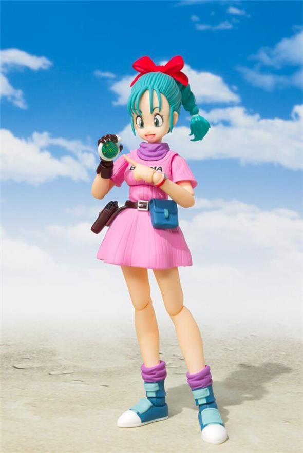 S.H. FIGUARTS - DRAGON BALL BULMA ADVENTURE BEGINS