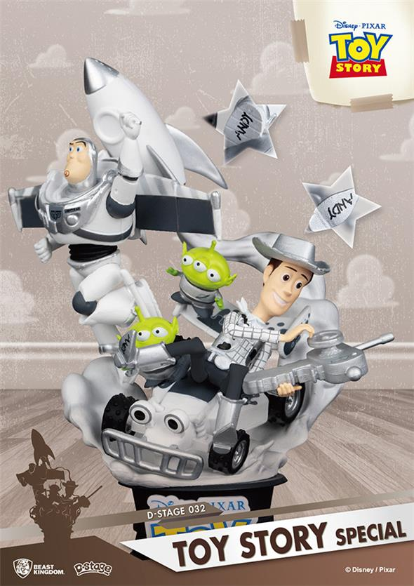 D-STAGE - TOY STORY SPECIAL EDITION