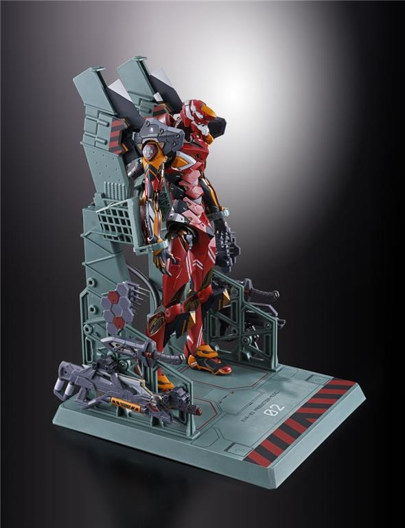 METAL BUILD EVA-02 PRODUCTION MODEL