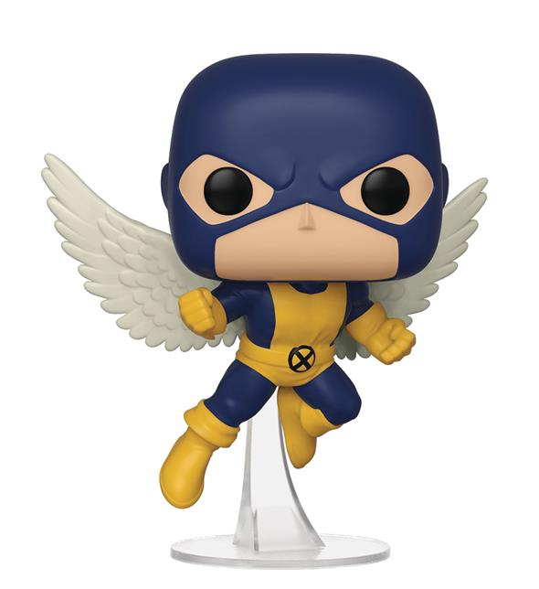 POP MARVEL - 80TH FIRST APPEARANCE ANGEL