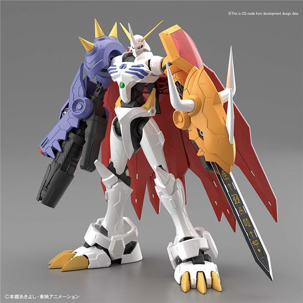 FIGURE RISE - DIGIMON OMEGAMON AMPLIFIED