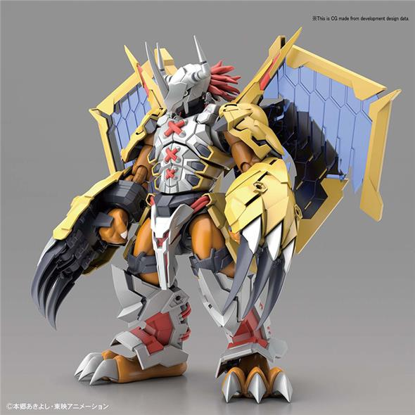 FIGURE RISE - DIGIMON WARGREYMON AMPLIFIED