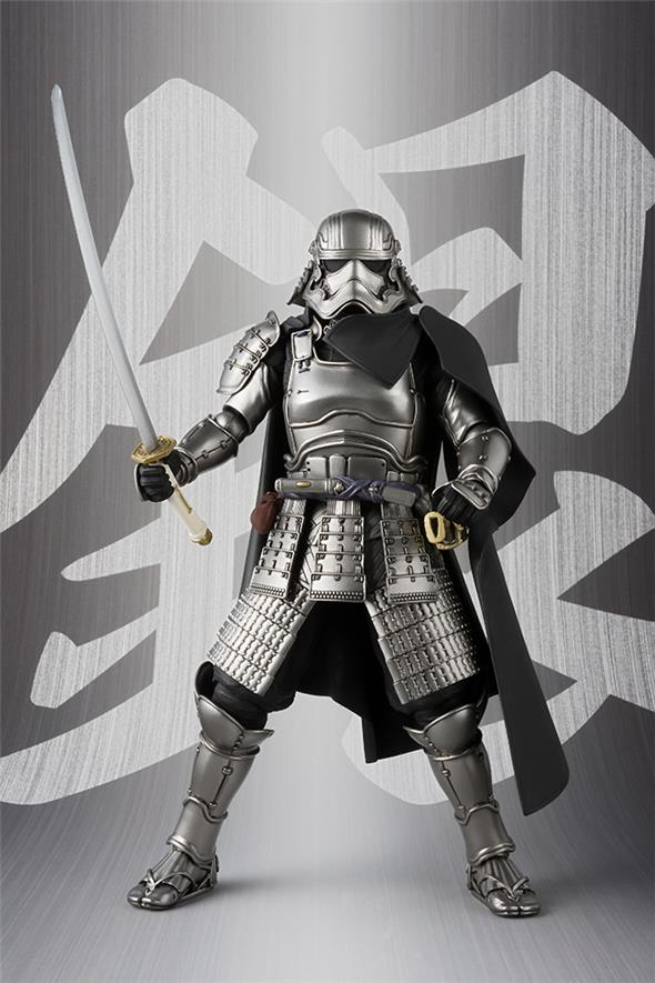 STAR WARS ASHIGARU TAISHO CAPTAIN PHASMA